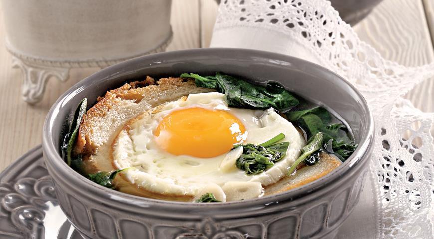 Рецепт Провансальский яичный суп