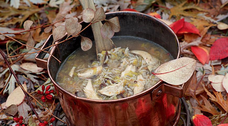 Коки-ликки из цесарки, пошаговый рецепт с фото
