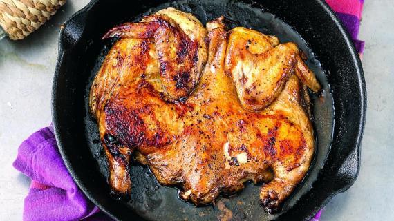 Цыплята в духовке пошаговый рецепт фото