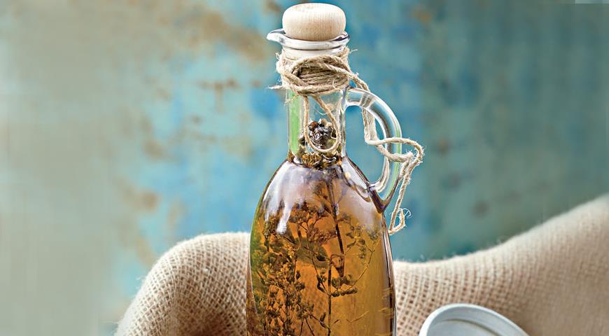Рецепт Ароматизированное масло