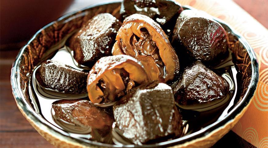 Рецепт Варенье из грецких орехов