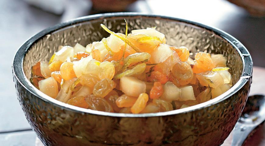 Рецепт Десерт из кокоса с ромом