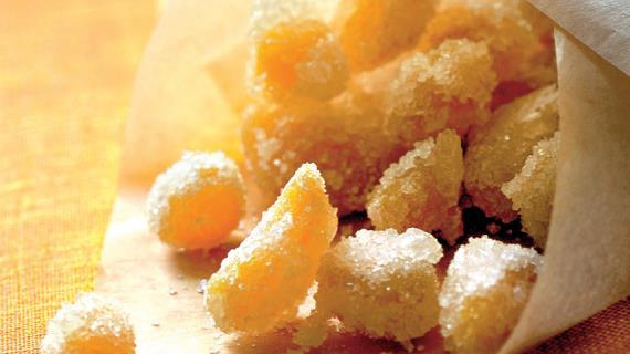 Цукаты из имбиря рецепт пошагово