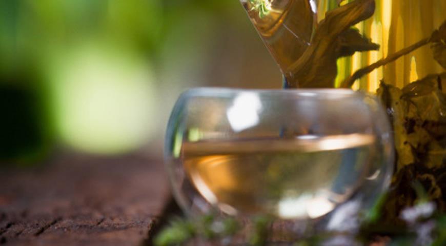 Рецепт Шведский чай с пряными добавками