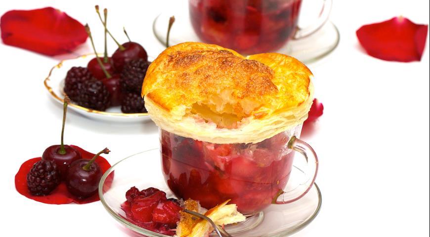 Фруктово-ягідний десерт