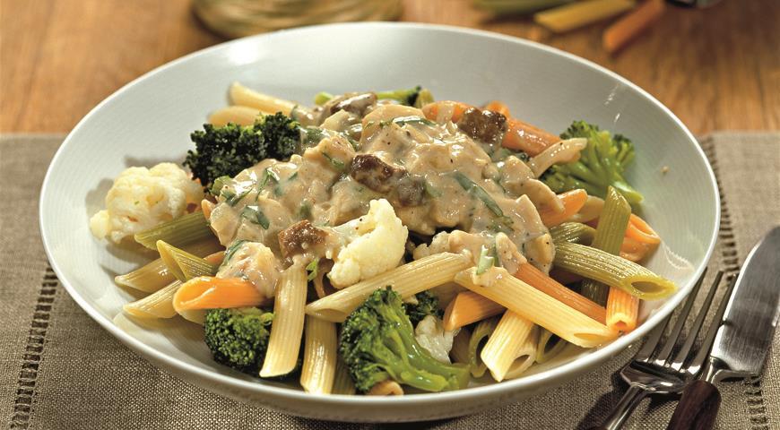 Пошаговые рецепты с фото цветной капусты и брокколи