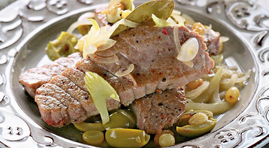 салат с мясом тунца рецепт