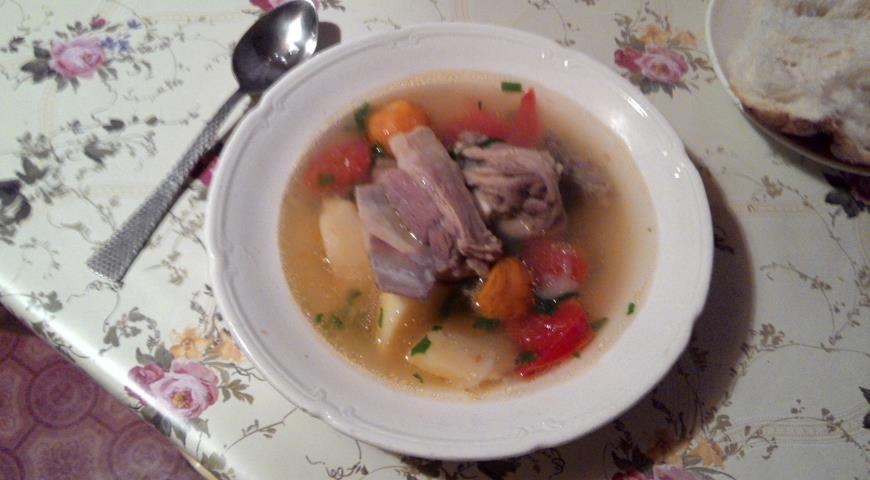 Цыпленок гриль в духовке рецепт с фото