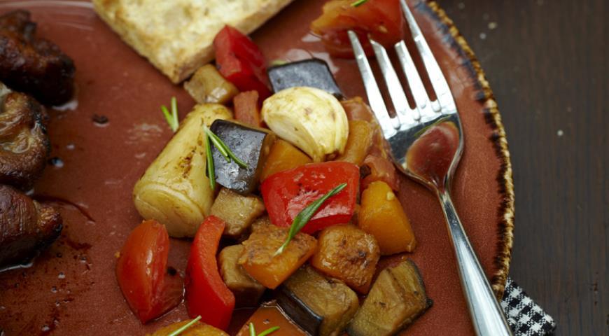Рецепт Испанский рататуй