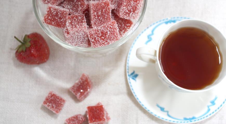 Мармелад рецепты с клубникой