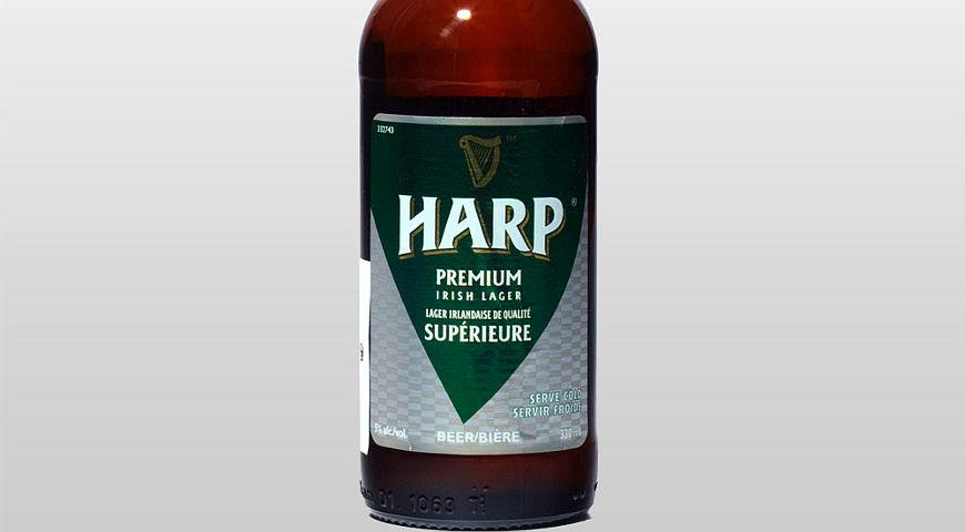Тестируем британское пиво: Harp, Directors Ale, Bombardier, Bowman Stout, Young's Double Chocolate Stout