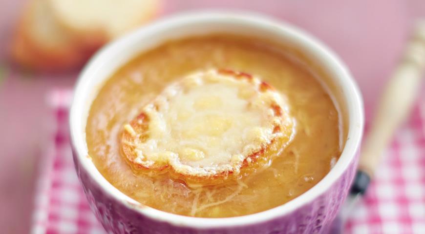 Рецепт Луковый суп