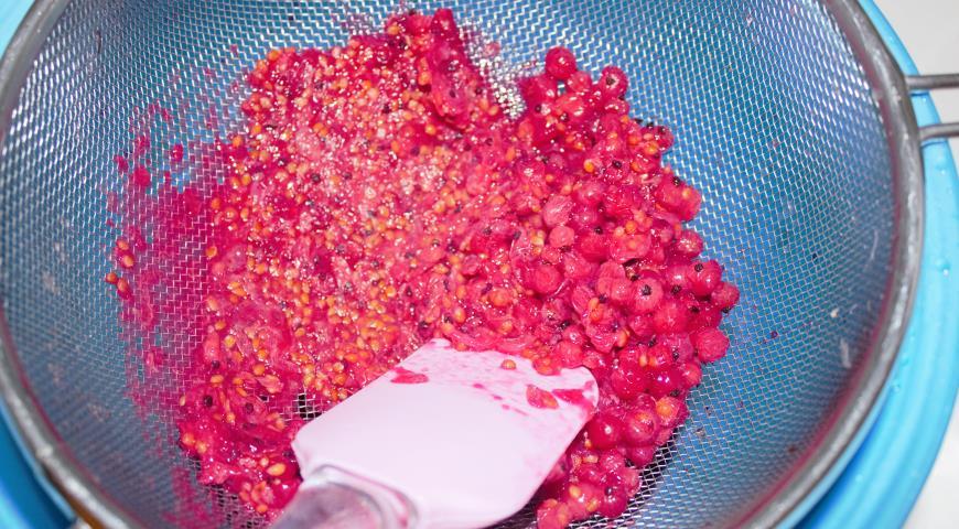 Чатни из красной смородины, пошаговый рецепт с фото