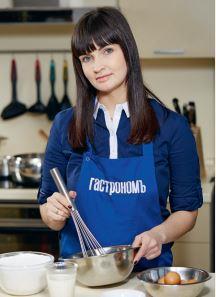 Мария Пивоварова, домашний кондитер