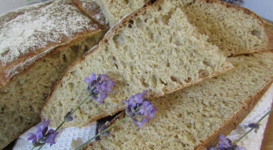 Рецепт Хлеб с медом и лавандой