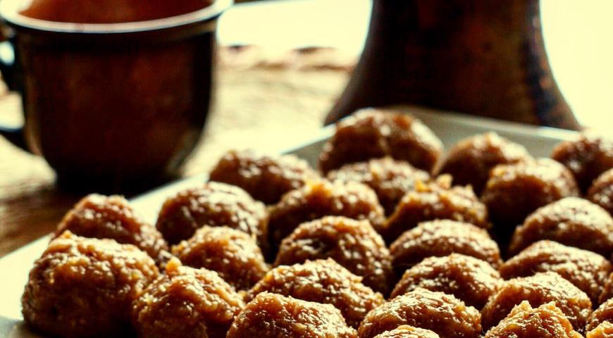 Рецепт Бурфи из кокосового ореха