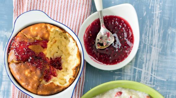 Творожная запеканка с рисом - пошаговый рецепт с фото на Повар.ру