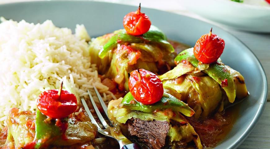 Рецепт Турецкие кебабы