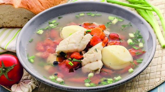 Рыбный суп - буйабес, пошаговый рецепт с фото