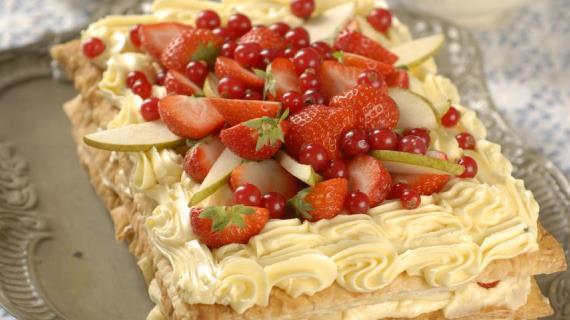 Торты и пирожные с сыром маскарпоне