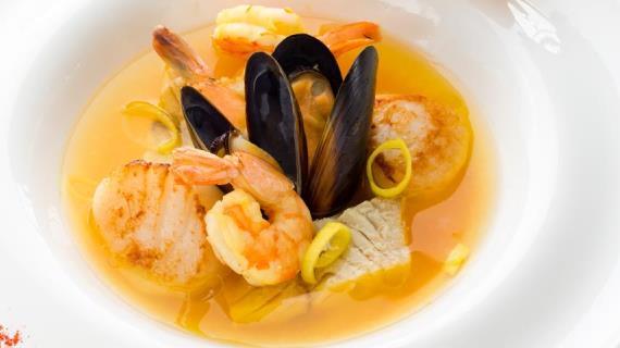 Суп буйабес рецепт с фото