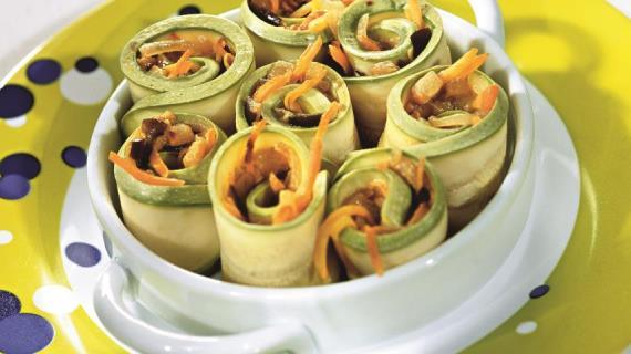 Оладьи из кабачков, пошаговый рецепт с фото