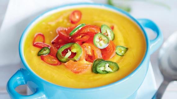 Коллекция рецептов тыквенных супов на сайте Гастроном.ру