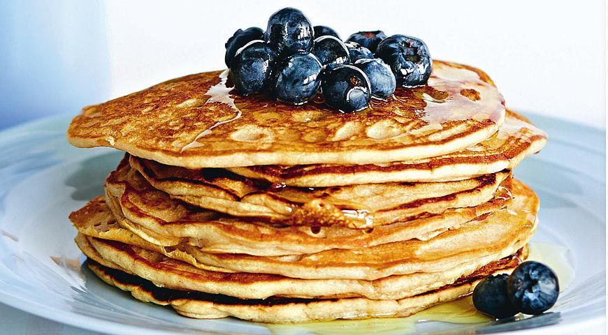 Рецепт Самые вкусные блинчики без яиц и молока