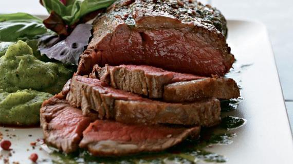 фото мясо запеченное
