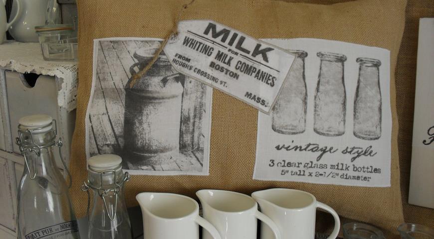 Рецепт Молоко топленое