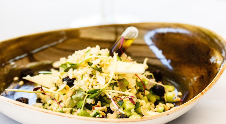 Рецепт Фитнес салат