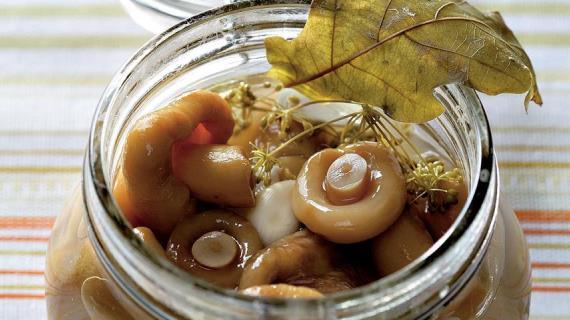 суп из соленых грибов пошаговый рецепт с фото
