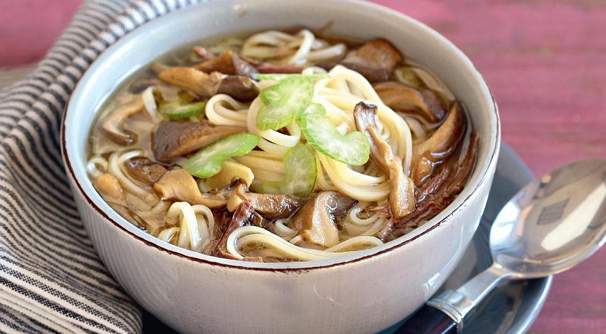 Рецепт Суп из «вчерашней» утки
