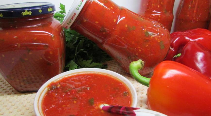 Рецепт Заправка для первых блюд