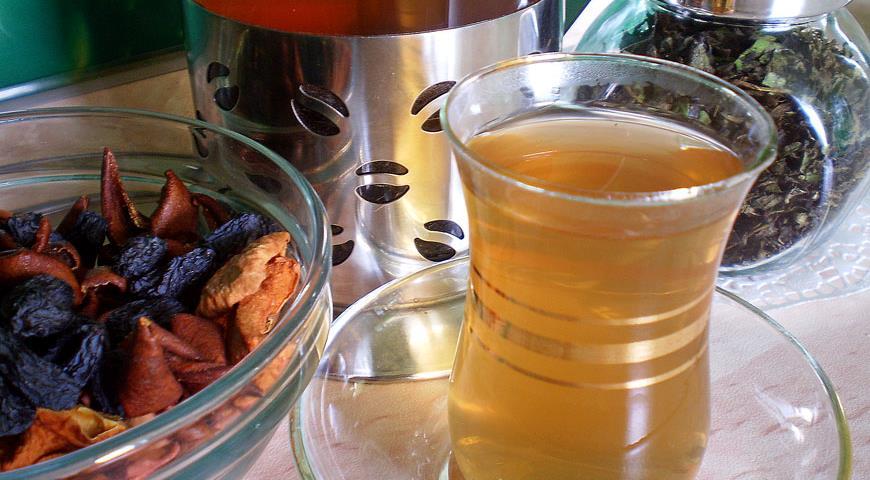 Рецепт Травяной ферментированный чай Ароматы лета