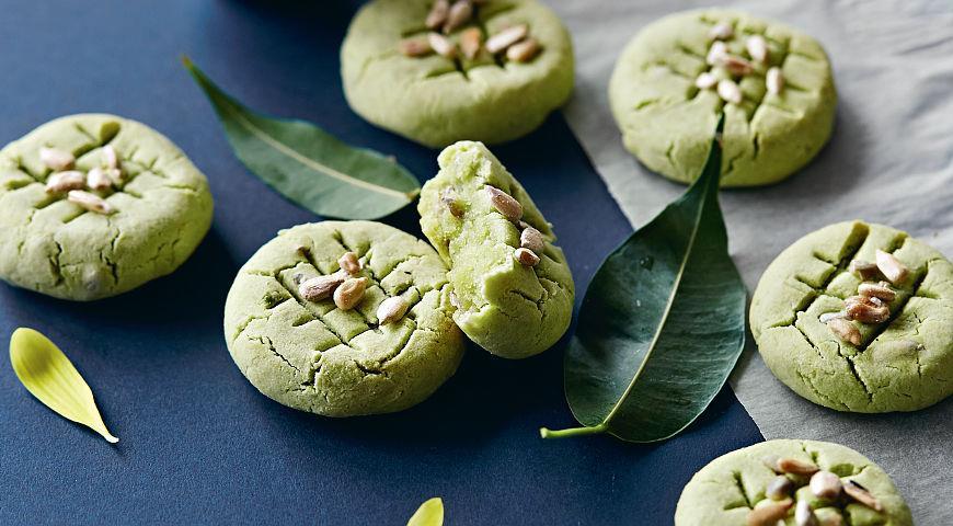 Рецепт Песочное печенье без масла