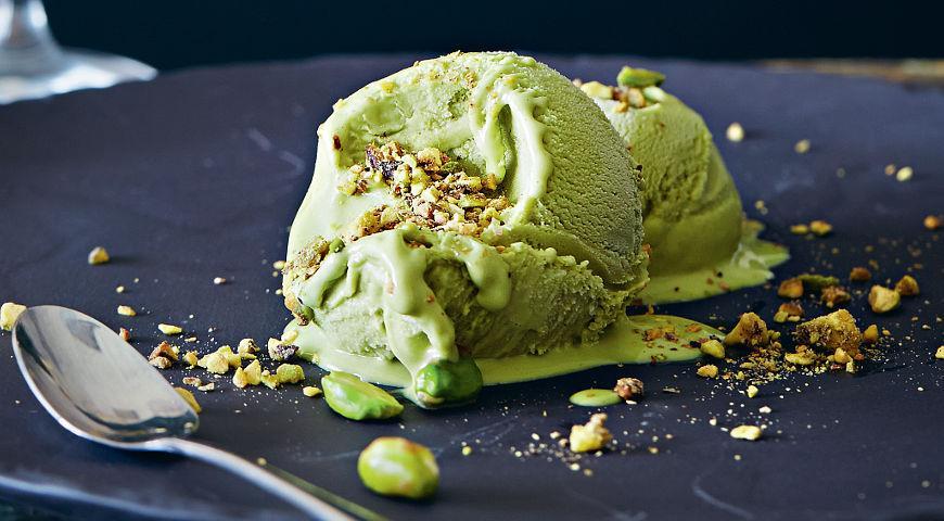 Рецепт Фисташковое мороженое