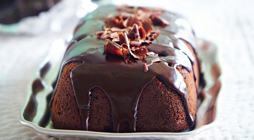 Рецепт Медово-шоколадный пирог с пряностями