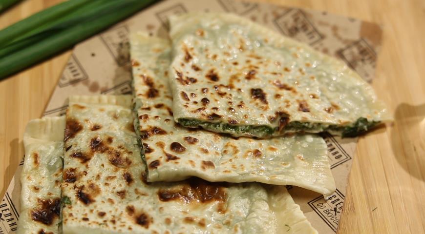 Рецепт Дагестанские лепешки чуду