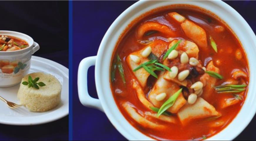 Рецепт Кальмары в соусе по-сицилийски