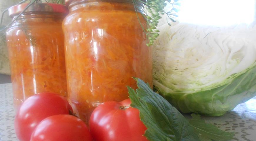 Рецепт Капустный салат Вкусненький