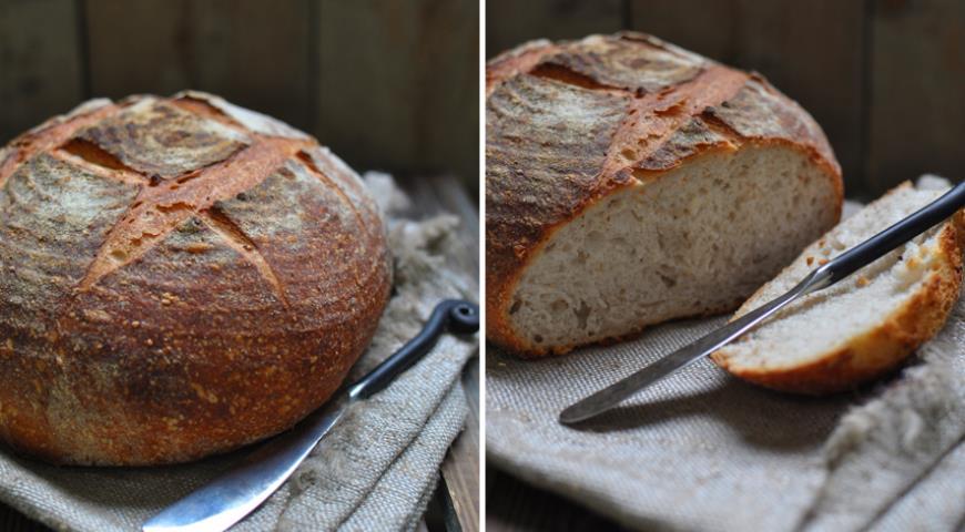 Рецепт Хлеб Ситный на закваске