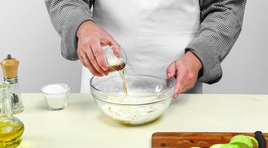 Фото приготовления рецепта: Галета «Рататуй», шаг №4
