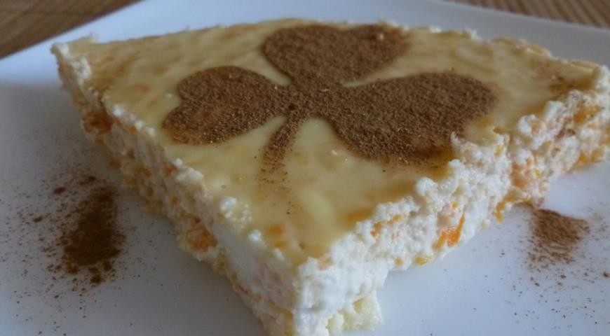Рецепт Суфле из яблок и моркови