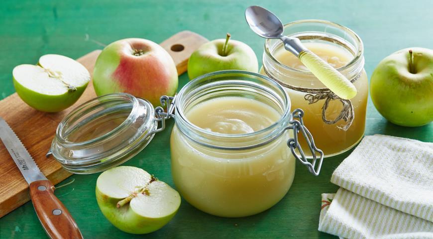 Рецепт Яблочное пюре