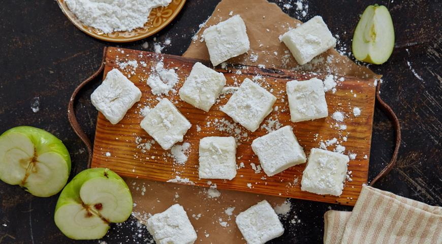 Десерт - Облака, пошаговый рецепт с фото