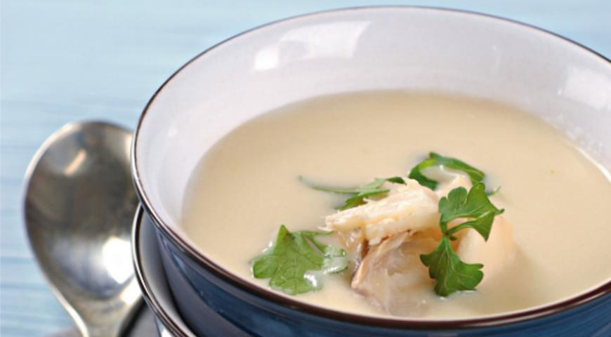 Рецепт Шотландский рыбный суп