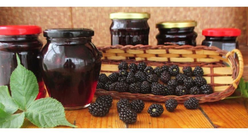 Рецепт Варенье из еживики