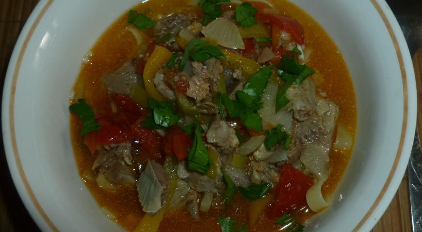 узбекский лагман рецепт классический пошаговый рецепт с фото