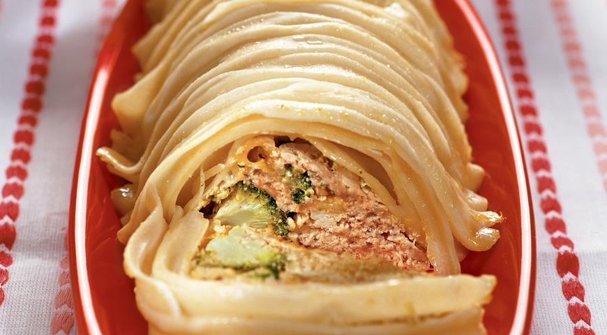 Рецепт Запеканка из макарон